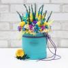 Стабилизированные букеты цветов