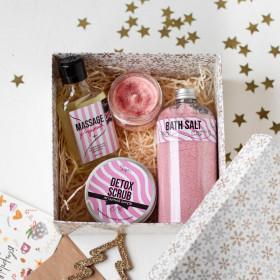 """Подарочный набор """"Pink Magic"""""""