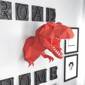 """Декор на стену """"Тиранозавр Рекс"""""""