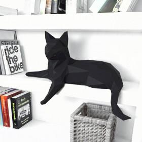 """Полигональная фигура """"Кошка"""""""