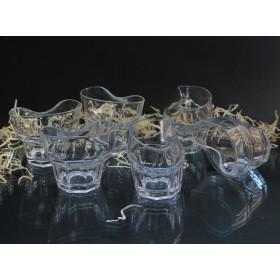 """Набор пьяных стаканов для виски """"Вечеринка"""""""