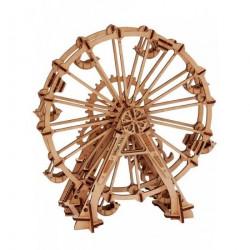 3D деревянные пазлы