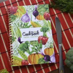 Кулинарные книги, кукбуки и блокноты для записи рецептов