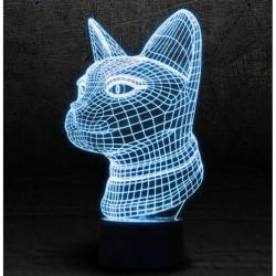 3D светильники, ночники